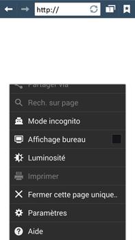 Samsung N9005 Galaxy Note III LTE - Internet - Configuration manuelle - Étape 21