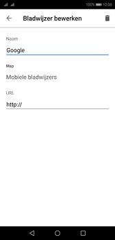 Huawei P20 Dual-SIM (Model EML-L29) - Internet - Hoe te internetten - Stap 9