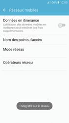 Samsung Galaxy S6 - Android M - Réseau - Utilisation à l