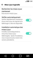 LG K4 2017 - Réseau - Installation de mises à jour - Étape 10