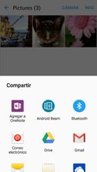 Samsung Galaxy J5 - Bluetooth - Transferir archivos a través de Bluetooth - Paso 11
