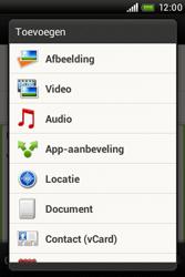 HTC A320e Desire C - E-mail - hoe te versturen - Stap 11