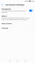 Huawei P10 (Model VTR-L09) - Voicemail - Handmatig instellen - Stap 6
