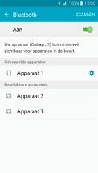 Samsung Galaxy J3 (2016 (J320) - Bluetooth - koppelen met ander apparaat - Stap 10