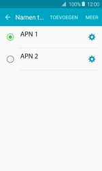 Samsung J120 Galaxy J1 (2016) - Internet - Handmatig instellen - Stap 16