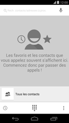 LG D821 Google Nexus 5 - Messagerie vocale - configuration manuelle - Étape 5