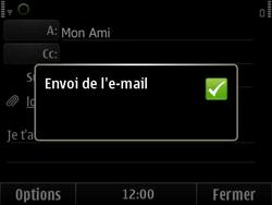Nokia E6-00 - E-mail - Envoi d