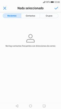 Huawei P10 Plus - E-mail - Escribir y enviar un correo electrónico - Paso 5