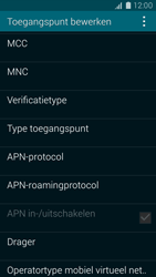 Samsung Galaxy K Zoom 4G (SM-C115) - Internet - Handmatig instellen - Stap 12