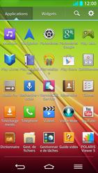 LG G2 - Sécuriser votre mobile - Personnaliser le code PIN de votre carte SIM - Étape 3