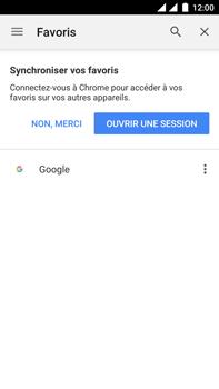 OnePlus 3 - Internet - Navigation sur Internet - Étape 13