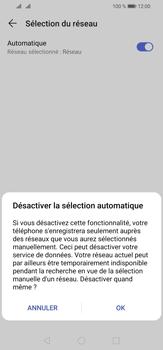 Huawei P30 Lite - Réseau - utilisation à l'étranger - Étape 10