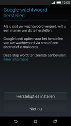 HTC Desire 620 - Applicaties - Account aanmaken - Stap 12