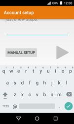 Acer Liquid Z220 - Email - Manual configuration - Step 6