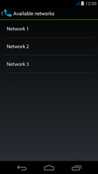Acer Liquid Jade Z - Network - Usage across the border - Step 9