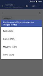 HTC U Play - E-mails - Envoyer un e-mail - Étape 16