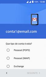 """Alcatel Pixi 4 (4"""") - Email - Configurar a conta de Email -  11"""