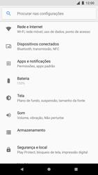 Google Pixel 2 - Wi-Fi - Como configurar uma rede wi fi - Etapa 4