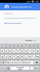 Samsung A500FU Galaxy A5 - E-mail - Configurer l