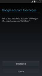 Samsung G901F Galaxy S5 4G+ - Applicaties - Account aanmaken - Stap 4
