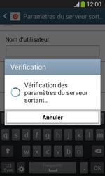 Samsung Galaxy S3 Lite (I8200) - E-mail - Configurer l