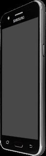 Samsung Galaxy J5 - Primeiros passos - Como ligar o telemóvel pela primeira vez -  2