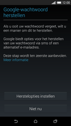 HTC Desire 610 - Applicaties - Account aanmaken - Stap 12