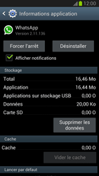 Samsung Galaxy Note 2 - Applications - Supprimer une application - Étape 6