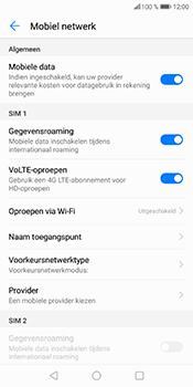 Huawei P Smart - Internet - Dataroaming uitschakelen - Stap 6