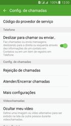 Samsung Galaxy J5 - Chamadas - Como bloquear chamadas de um número específico - Etapa 6