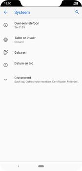 Nokia 8-1-dual-sim-ta-1119 - Software updaten - Update installeren - Stap 5
