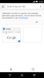 HTC One M9 (Model 0PJA100) - Internet - Hoe te internetten - Stap 13