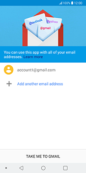 LG V30 - Email - 032a. Email wizard - Gmail - Step 12