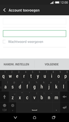HTC Desire 620 - E-mail - Account instellen (POP3 zonder SMTP-verificatie) - Stap 7