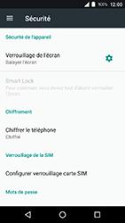 Crosscall Action X3 - Sécuriser votre mobile - Personnaliser le code PIN de votre carte SIM - Étape 5
