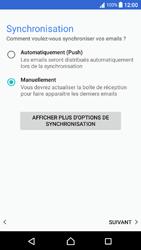 Sony Xperia XA1 - E-mail - Configuration manuelle - Étape 20