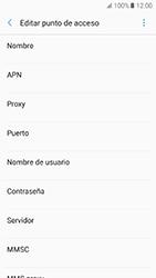 Samsung Galaxy A5 (2017) (A520) - Mensajería - Configurar el equipo para mensajes multimedia - Paso 8