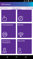 BlackBerry DTEK 50 - Applicaties - MyProximus - Stap 19