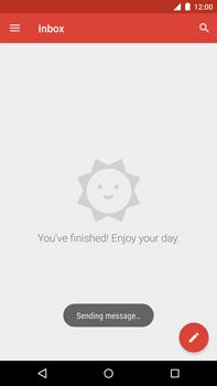 Motorola Nexus 6 - Email - Sending an email message - Step 15