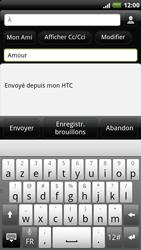 HTC Z715e Sensation XE - E-mail - envoyer un e-mail - Étape 6