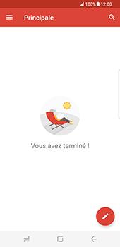 Samsung Galaxy S8 - E-mails - Ajouter ou modifier votre compte Gmail - Étape 16