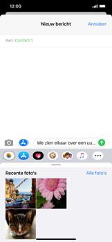 Apple iPhone 11 - MMS - afbeeldingen verzenden - Stap 10