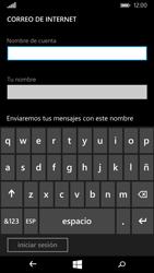 Microsoft Lumia 535 - E-mail - Configurar correo electrónico - Paso 10