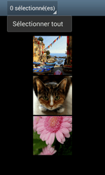Samsung Galaxy S2 - Photos, vidéos, musique - Envoyer une photo via Bluetooth - Étape 8