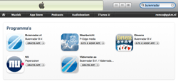 Apple iPhone 3G - Applicaties - Account aanmaken - Stap 13