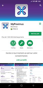 Samsung Galaxy S8 Plus - Applications - MyProximus - Étape 7