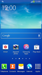 Samsung I9295 Galaxy S IV Active - MMS - Configuration automatique - Étape 3