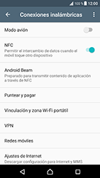 Sony Xperia XZ - Android Nougat - Internet - Configurar Internet - Paso 7