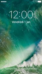 Apple iPhone 5 iOS 10 - Device maintenance - Effectuer une réinitialisation logicielle - Étape 4