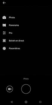 Nokia 7 Plus - Photos, vidéos, musique - Prendre une photo - Étape 8